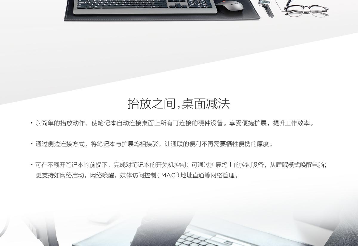 ThinkpadThinkPad 底座扩展坞专业版(40AH0135CN)0