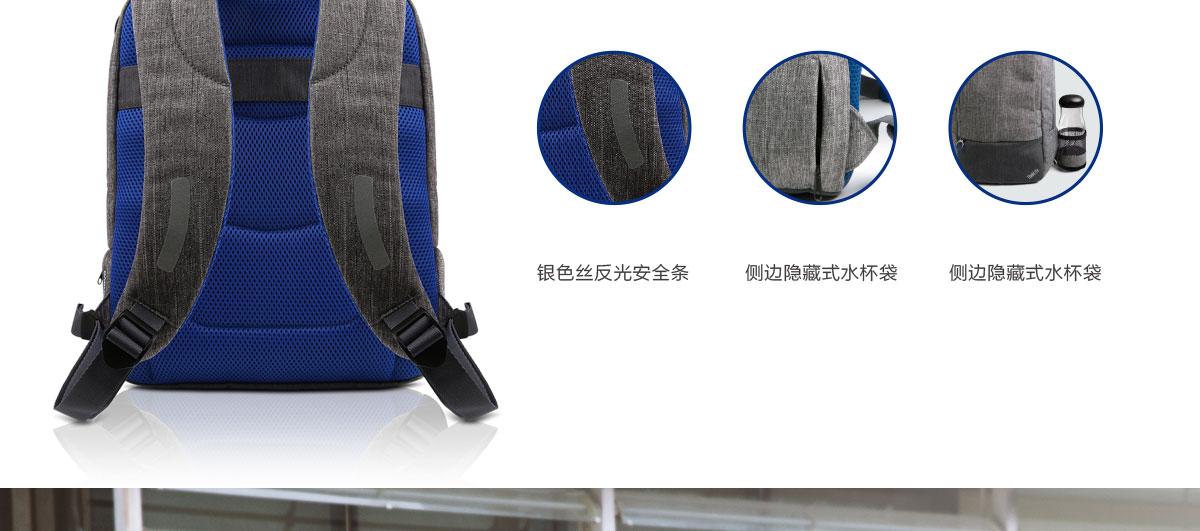 ThinkpadThinkLife NAVA时尚休旅双肩包 (4X40M52019)0
